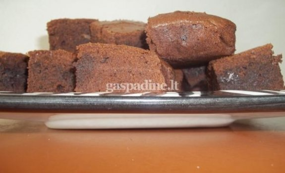 Šokoladiniai pyragėliai