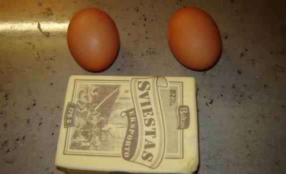 Kiaušinienė su sprandine