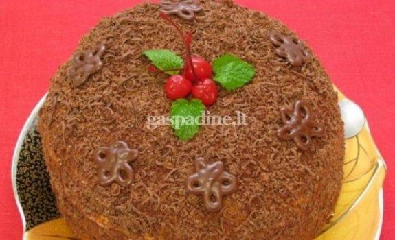 Paprastas tortas
