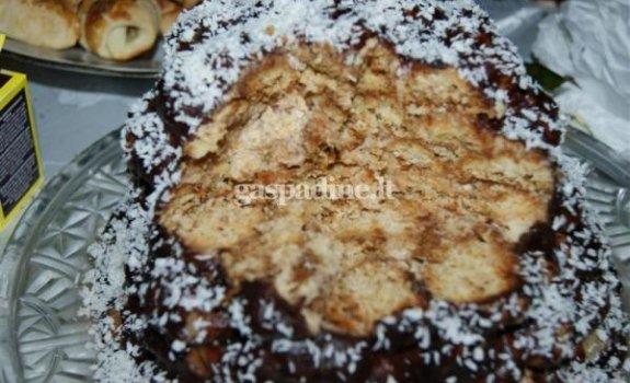 Rutuliukų tortas