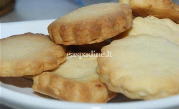 Trapūs citrininiai sausainiai