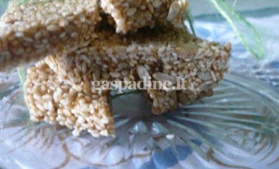 Sezamo saldainukai