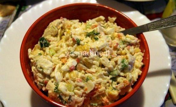 Krabų salotos