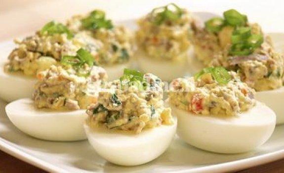 Farširuoti kiaušiniai