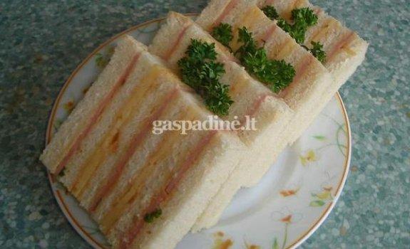 Sluoksniuotas sumuštinis