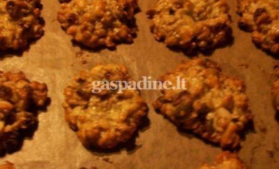 Ypatingi sveikuolių sausainiai
