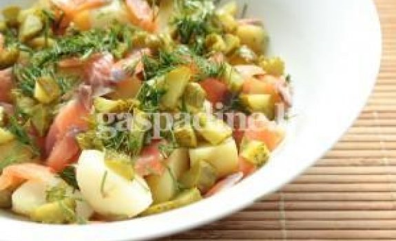 Bulvių salotos