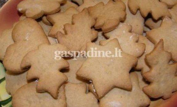 Saldūs imbieriniai sausainiai
