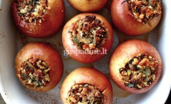 Įdaryti obuoliai