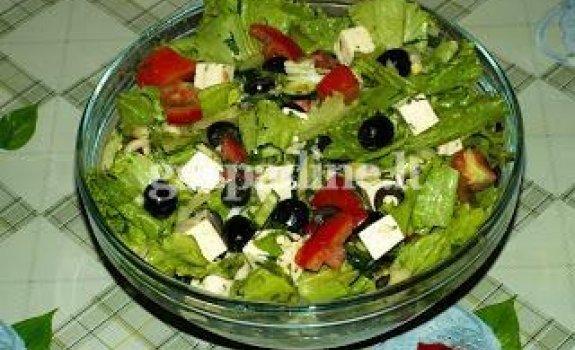 Labai skanios salotos