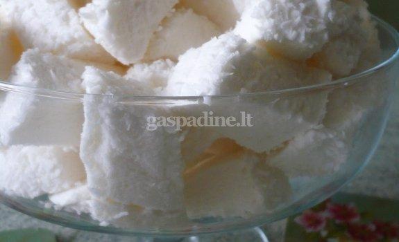 """Braziliškas saldėsis """"Maria Mole"""""""