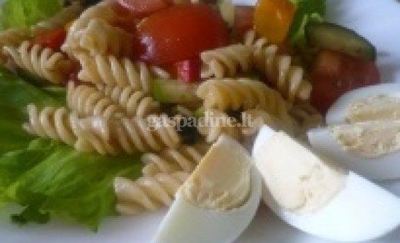 Itališkas makaronų užkandis