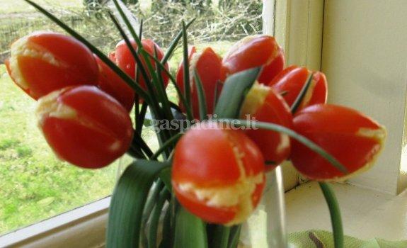 Tulpių užkandis