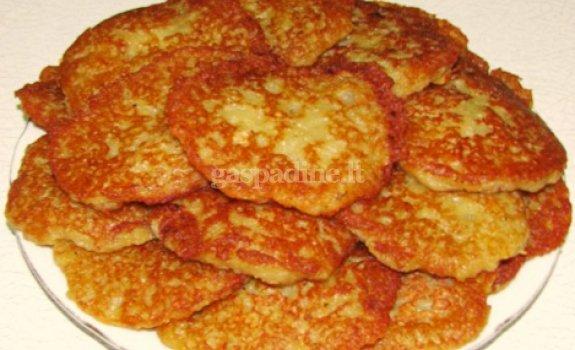 Bulviniai blynai (šeimos mėgstamiausi)