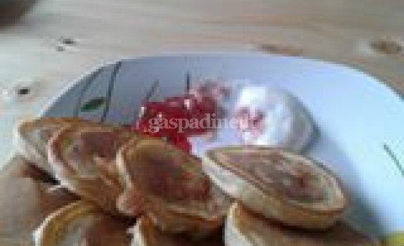 Pusryčių blyneliai