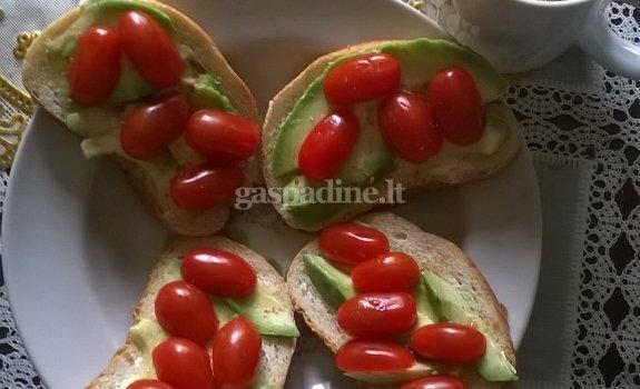Gaivūs sumuštinukai