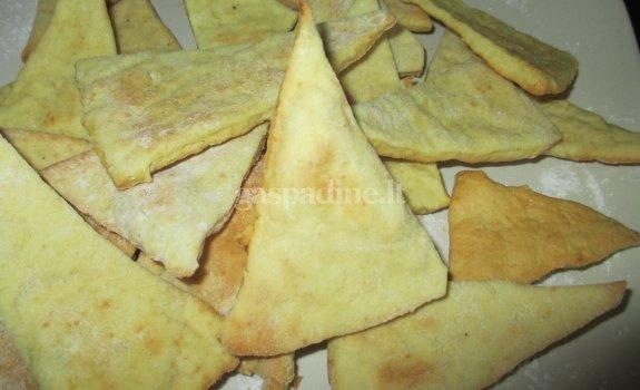 Tešlos trikampiukai
