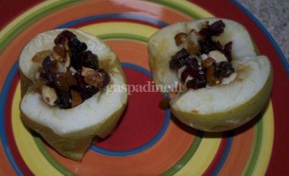 Obuolio desertas šventėms