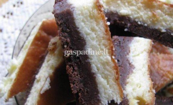 Pyragas su mascarpone