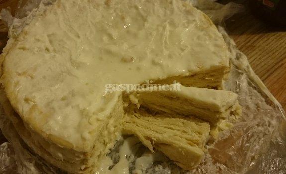 Riebus tortas
