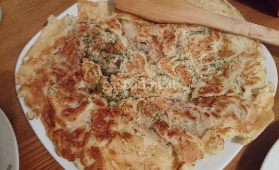 Pusryčių omletas