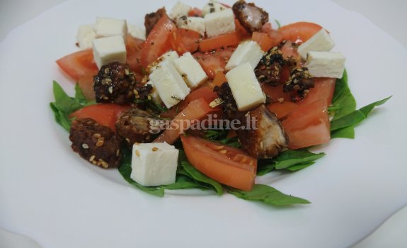 Sočiosios salotos