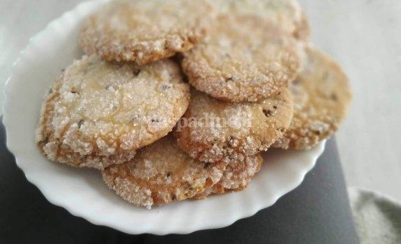 Sviestiniai sausainiai prie arbatos