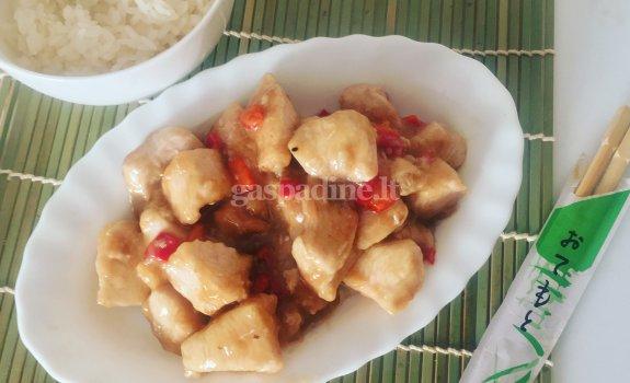 Goong Bao vištiena