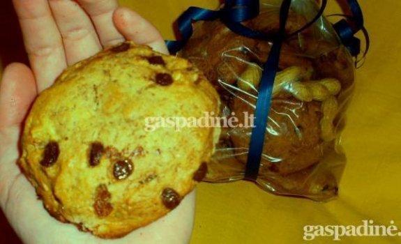 Avižiniai SUPER sausainiai