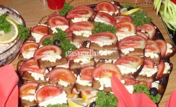 Keptos duonytės sumuštinukai