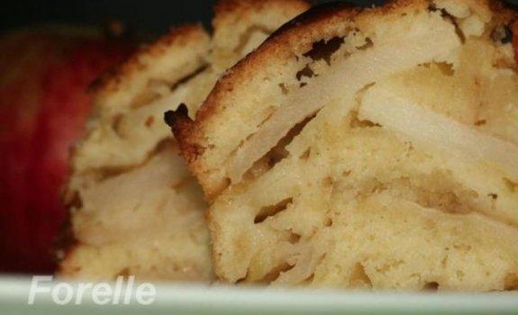 Paprastas obuolių pyragas