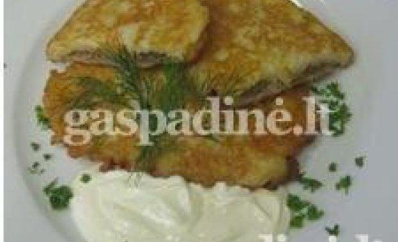 Kėdainių tarkuotų bulvių sklindžiai su maltos mėsos įdaru