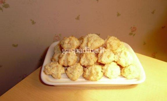 Trapios tešlos sausainiai