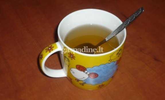 Jonažolės arbata