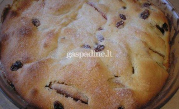 Sausas pyragas