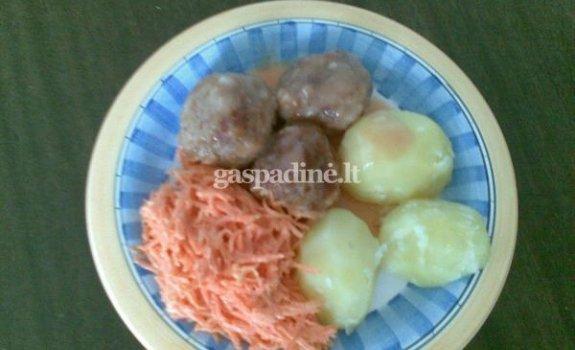 Mėsos kukulaičiai