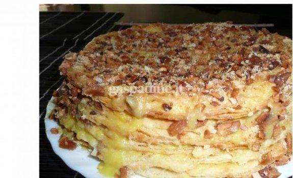 Pyragas Riešutinis skanėstas