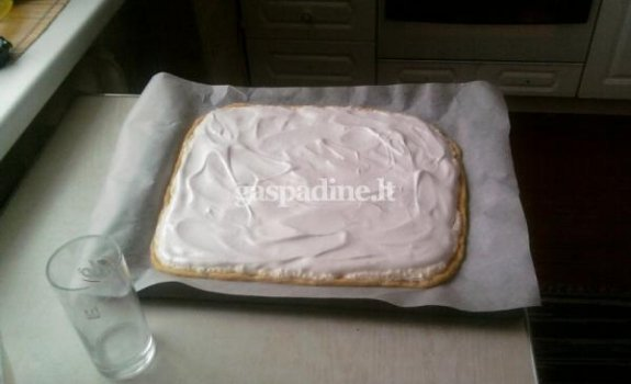 Ingos varskės pyragas