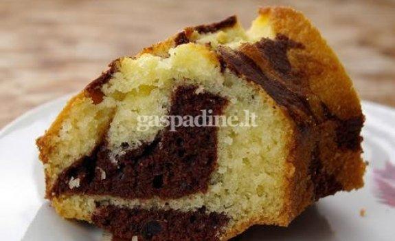 Margasis pyragas (Keksas)