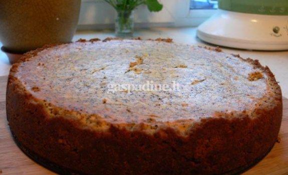 Aguoninis varškės pyragas