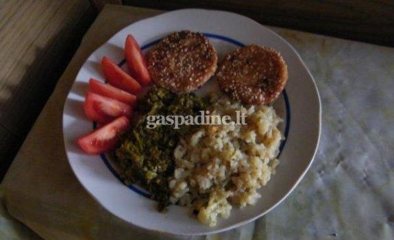 Dešrytė pietums