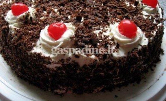 Švarcvaldo tortas