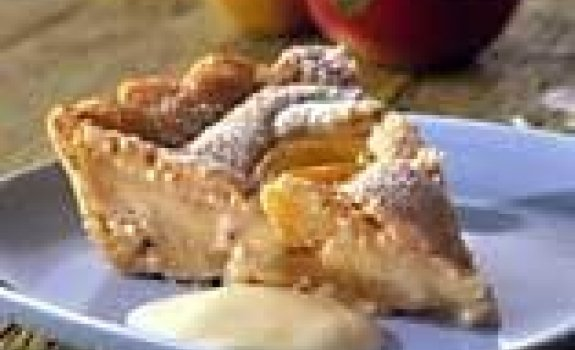 Nesunkiai pagaminamas obuolių pyragas