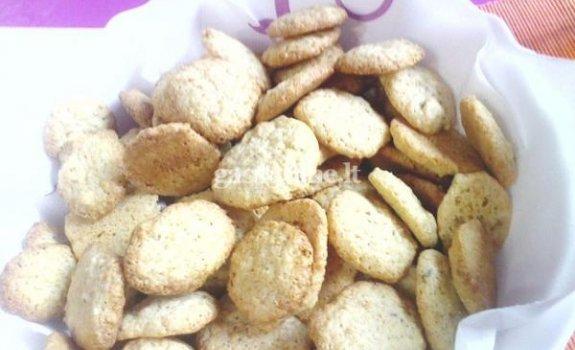 Migdoliniai sausainukai