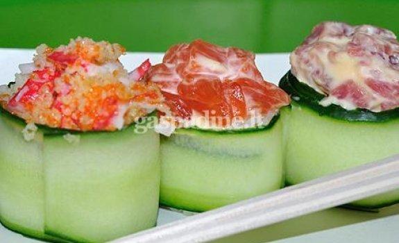 Daržovių sushi