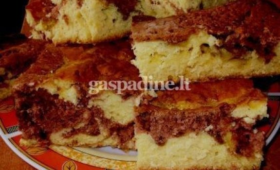 Margas pyragas