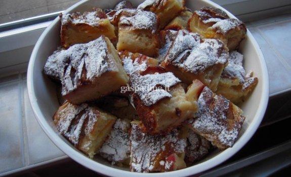 Linos varškės pyragas