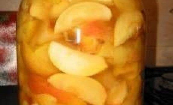 Marinuoti obuoliai