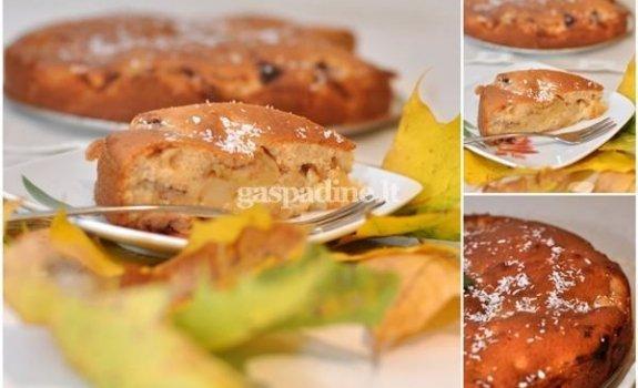Skanus obuolių pyragas