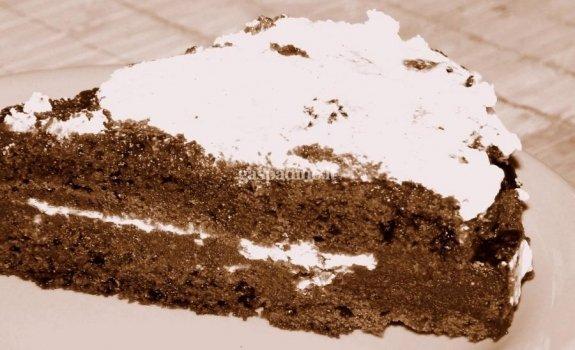 Pyragas su sviestiniu pertepu